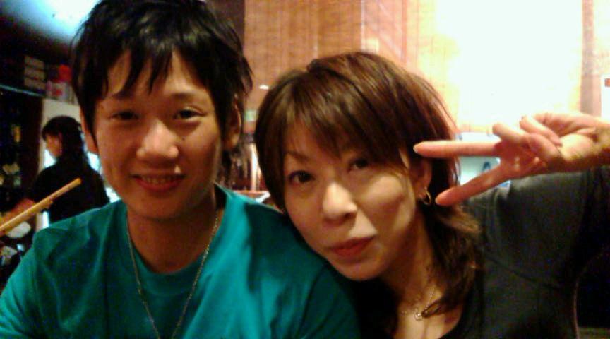 MAIちゃんとJUNA<br />  ちゃん